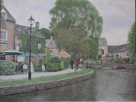 Bourton On The Water, Cotswolds