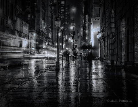 A Rainy Night in NYC