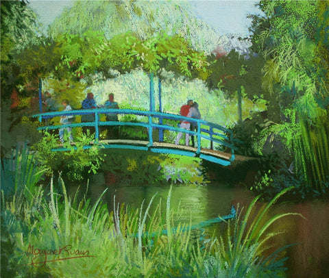 Monet's Bridge Giverny