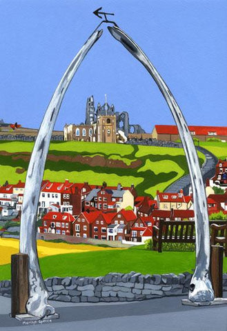 Archway With A Difference – Whitby