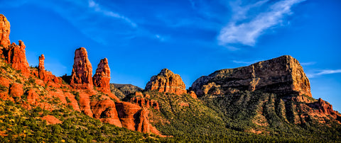 Sweeping Sedona