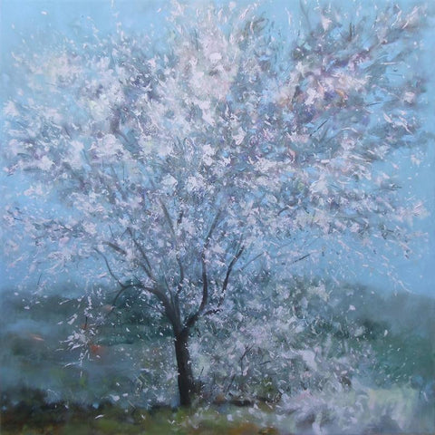 Spring Tree with Blossom