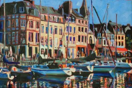 The Harbour, Honfleur