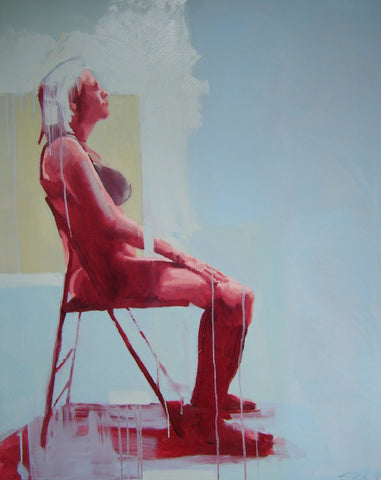 Seated Figure 3