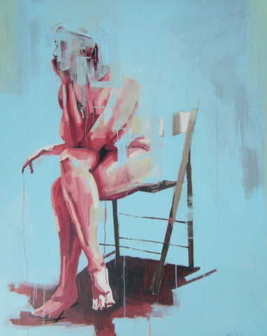 Seated Nude 7