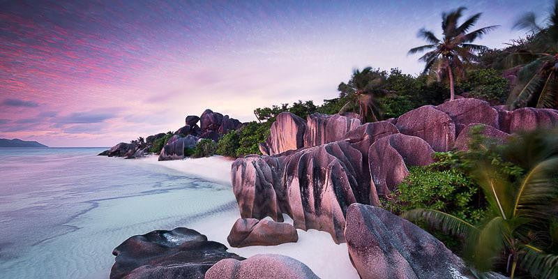 Paradise on Earth - Anse Source D´Argent