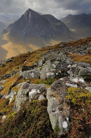 Autumn Light, Buachaille Etive Mor