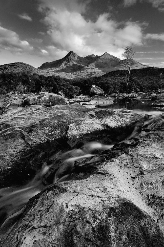 Rock Waves, Glen Sligachan
