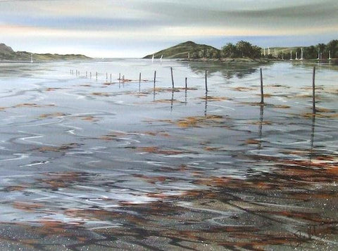 Low Tide, Ardfern