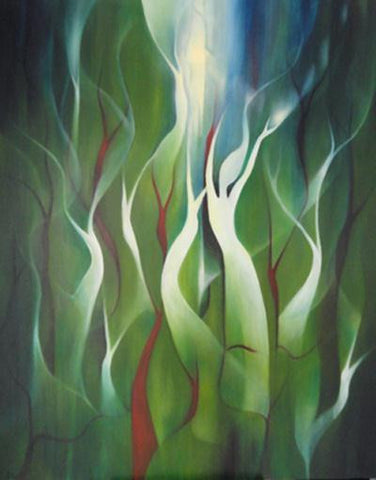 Druantia (Druid Goddess of the living forest)