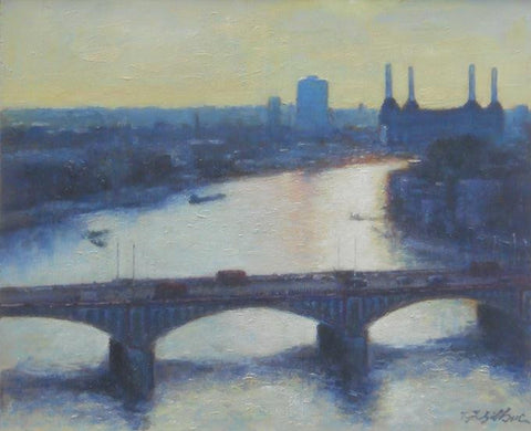 Towards Battersea