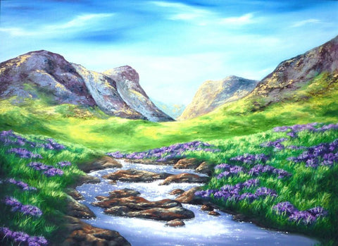 The Stream of Glencoe
