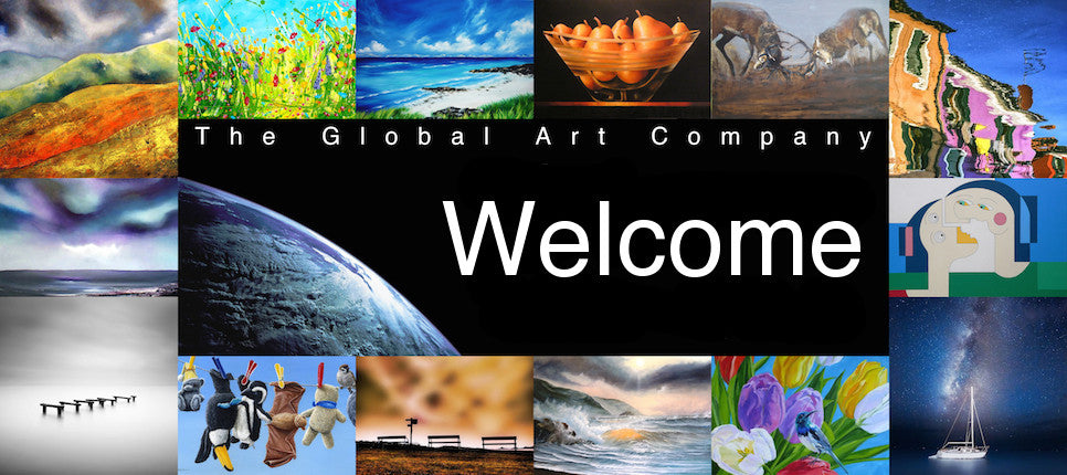 Landscape photography - The Global Art Company