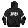 Fisher Crew Hoodie (Black) - Limited Edition