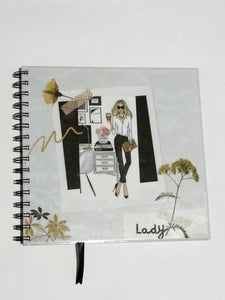 PLANNER PERSONALIZADO: I AM THE BOSS