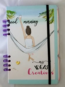 PLANNER: MIS IDEAS CREATIVAS
