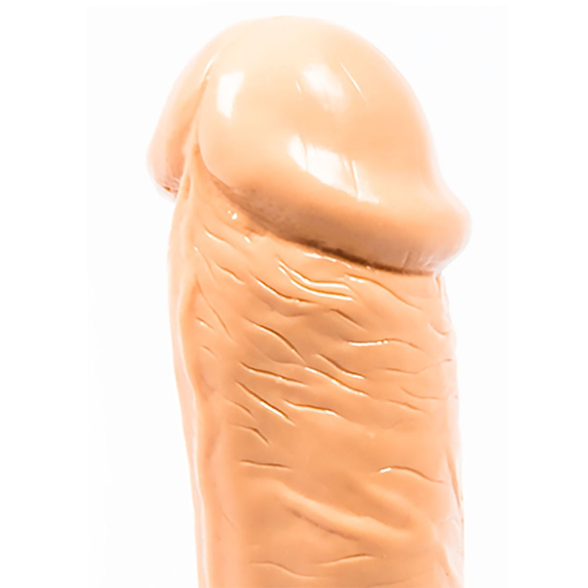 Cloud 9 Delightful Dong 8 Inch Suction Cup Realistic Dildo w/ Balls