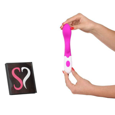 Simpli Pleasure 30 Function Extra Quiet G-Spot and Clitoral Vibrator
