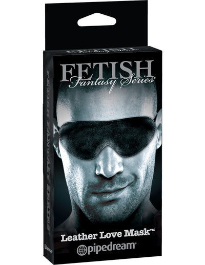Leather Love Mask by Fetish Fantasy Limited Edition