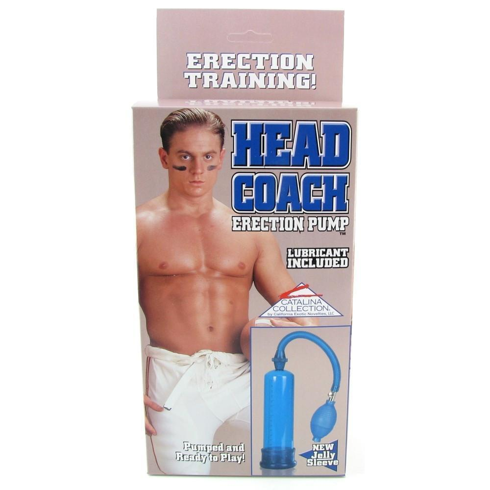 Head Coach Penis Pump