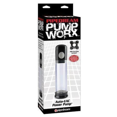 Pump Worx Auto-VAC Power Pump