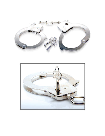 Fetish Fantasy Limited Edition Metal Handcuffs