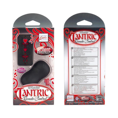 10 Function Tantric Remote Control Vibe