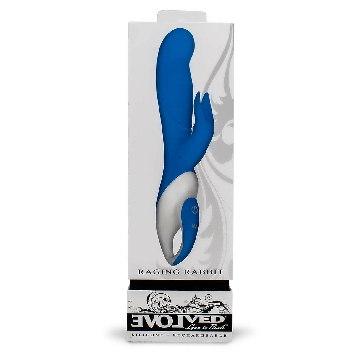 Evolved Novelties 7 Functions USB Rechargeable Raging Rabbit Vibrator