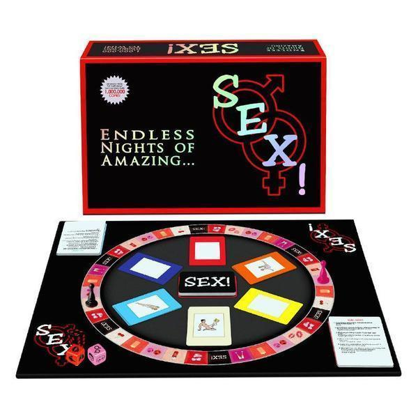 Sex! The Board Game