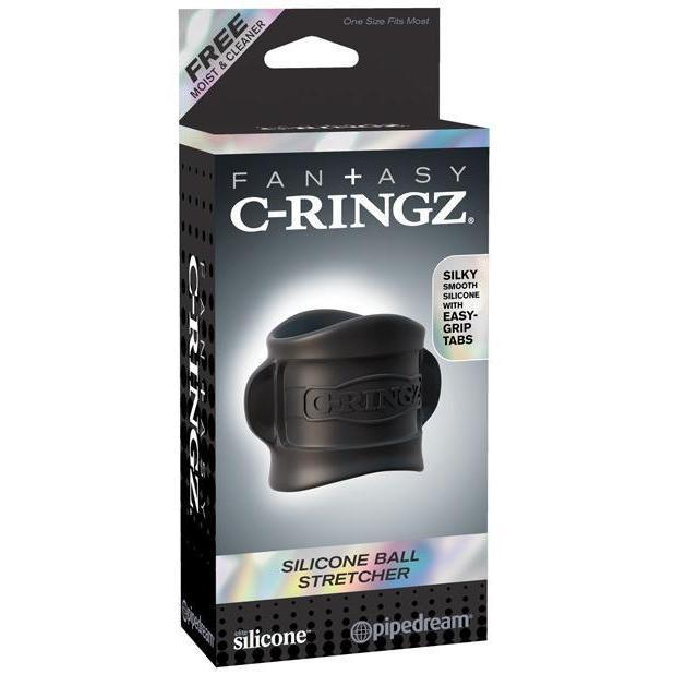 Fantasy C-Ringz Silicone Ball Stretcher