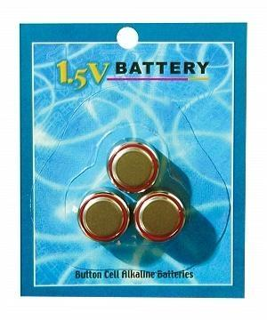 Batteries Watch Cell 3pc Carded