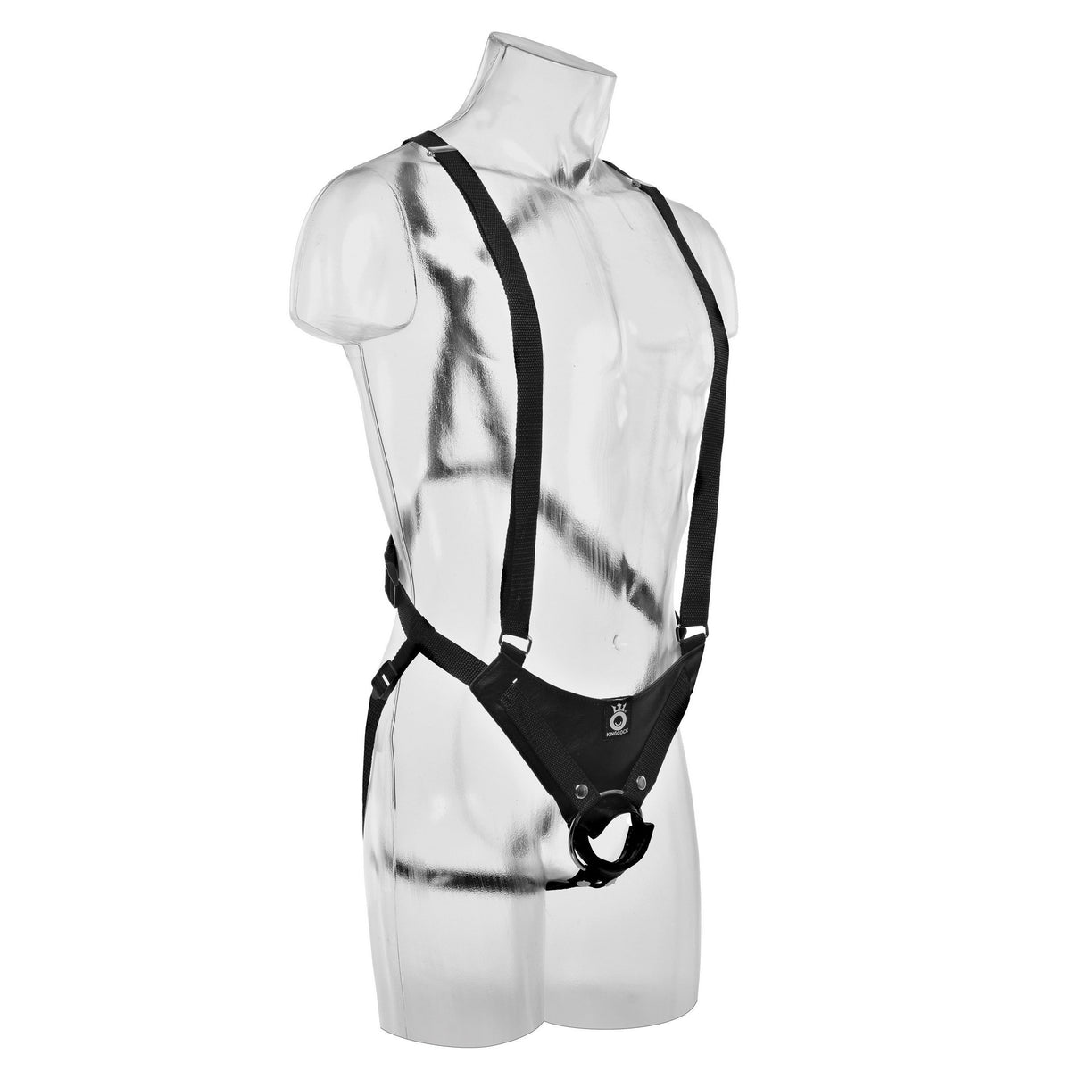 "12"" Hollow Strap-On Suspender System (King C)"