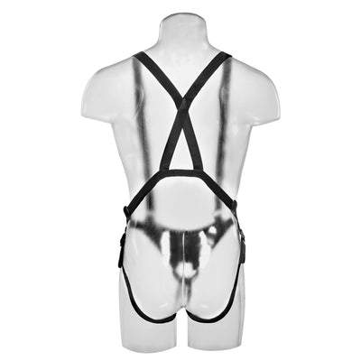 "King C 11"" Hollow Strap-On Suspender System"