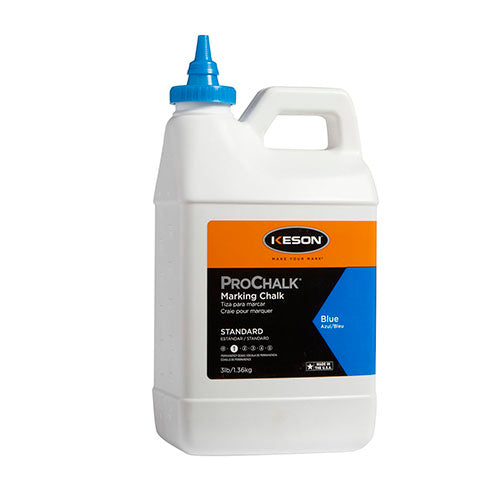 PROCHALK® Standard | 1 Gallon (5lbs) Available in: Blue, Lime Green, Orange, Red or White