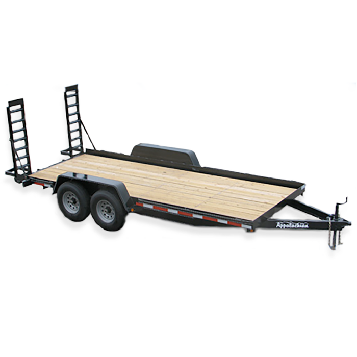 16' Skid Trailer - Rental