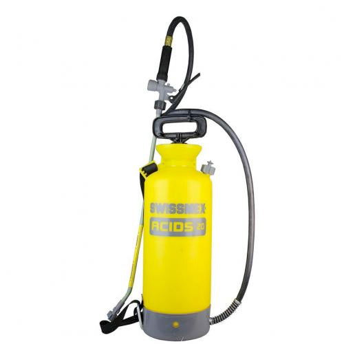 1.5 Gallon Acid Industrial Pump Up Sprayer