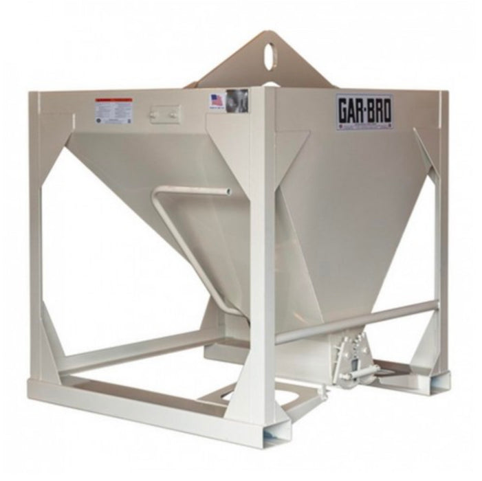 Gar-Bro 4928 | 1 Yard Concrete Bucket | Rental