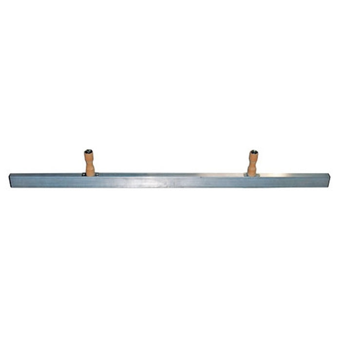 "48"" Curb Forming Straightedge with 2 Knob Handles"