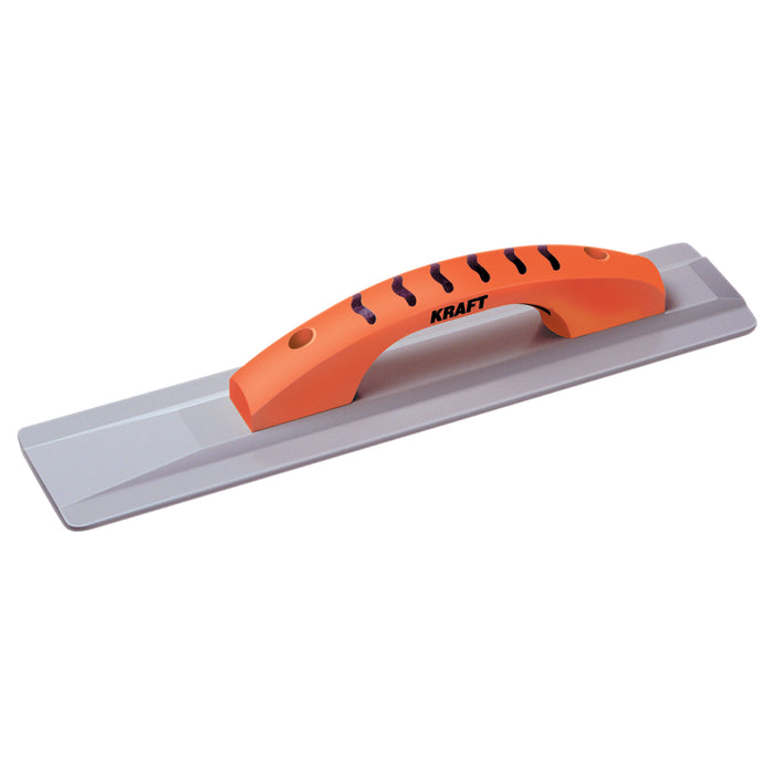 "16"" x 3-1/2"" Wide Magnesium Hand Float with ProForm® Handle"