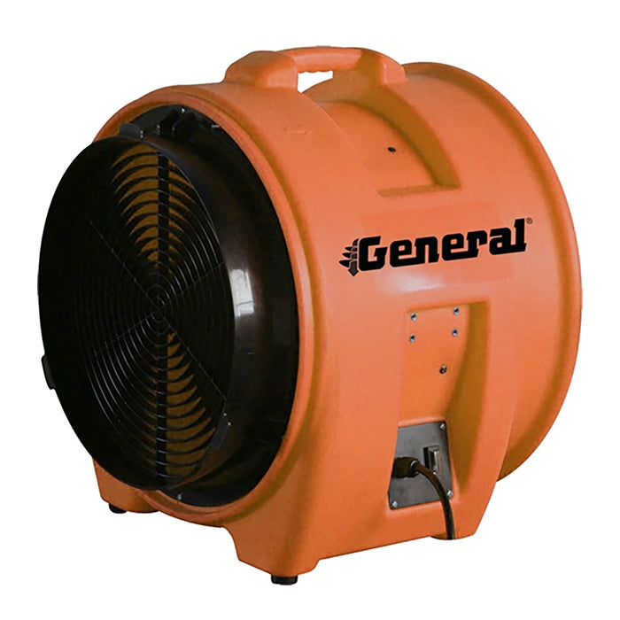 "12"" Blower designed for confined space entry and general ventilation, EP12ACP 