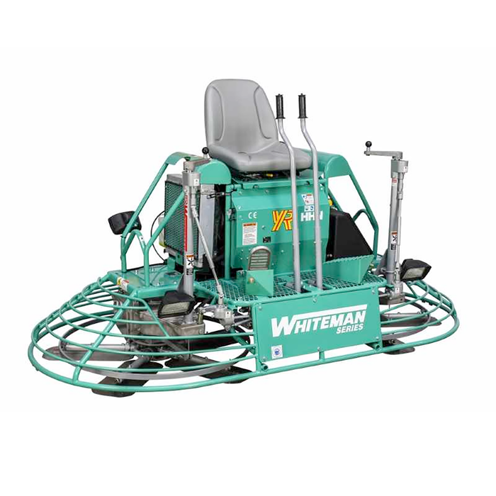 Whiteman HHNG5 8' Mechanical Trowel | Rental
