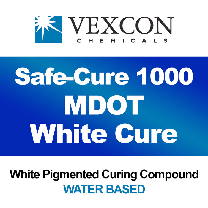 Safe-Cure 1000 - MDOT White Cure
