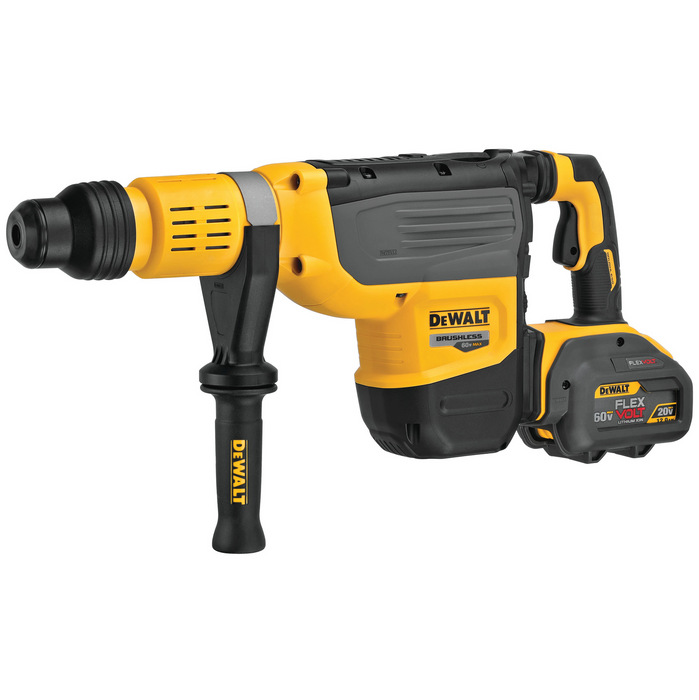 Dewalt® 60V MAX* 2 in. Brushless Cordless SDS MAX Combination Rotary Hammer Kit