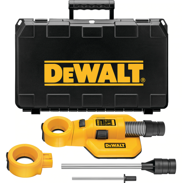 Dewalt® Large Hammer Dust Extraction - Hole Cleaning