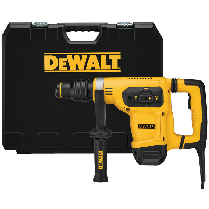 "Dewalt® 1-9/16"" SDS Max Combination Hammer Kit"