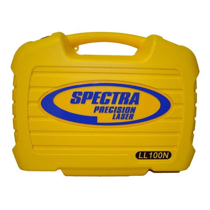 Spectra Precision LL100N Package