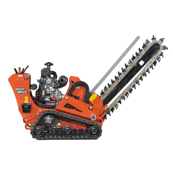 Ditch Witch C30XA Walk-Behind Track Trencher | Rental