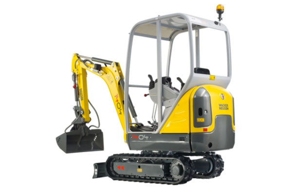 Wacker Neuson 1404 | 3200# w/ 7′ Reach – Telescopic Track | Rental
