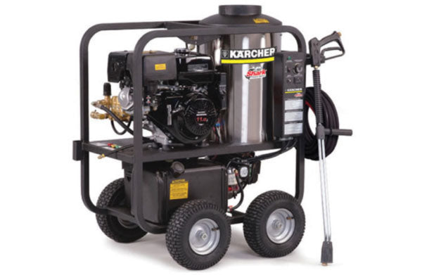 3500 PSI Hot Pressure Washer – Gas | Rental