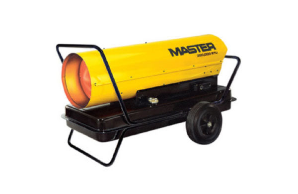 Master B200AT | 200000 BTU – Kero/Diesel Heater - Rental